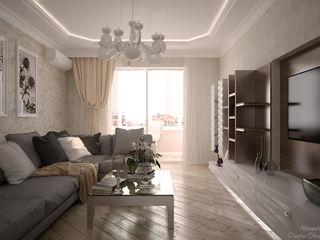 Студия интерьерного дизайна happy.design Living room