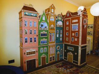 Мебельная мастерская Александра Воробьева Nursery/kid's roomStorage