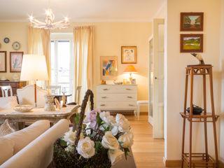 Filippo Fassio Architetto Modern Living Room