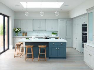 Modern meets Edwardian. Rencraft Dapur Klasik