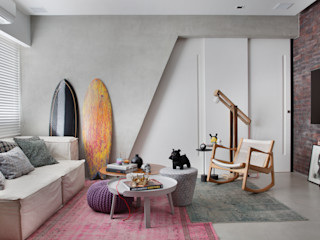 Studio ro+ca Salon moderne