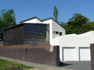 Potters Bank, Durham MWE Architects Casas modernas