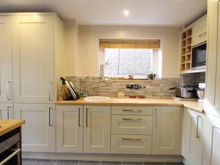 Mackintosh Traditional Kitchen AD3 Design Limited Klasik Mutfak