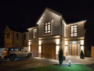 Riggsacre, Corbridge MWE Architects Casas modernas