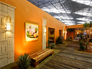 Folha Paisagismo Rustic style gardens