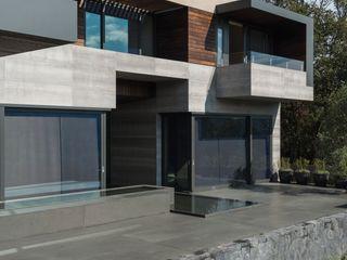 BB Residence Gantous Arquitectos Casas estilo moderno: ideas, arquitectura e imágenes