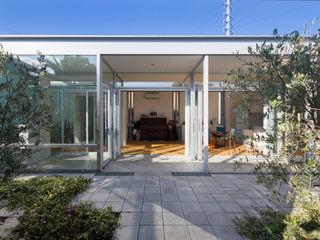 With 3 Kids, 2 Dogs and the Jungle 森下建築総研/Osamu Morishita Architect & Associates