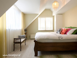 Aileen Martinia interior design - Amsterdam Dormitorios de estilo asiático