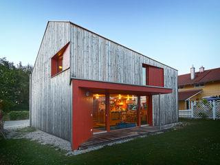 ArchitekturWerkstatt Vallentin GmbH Casas escandinavas
