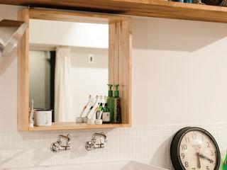 株式会社 アポロ計画 リノベエステイト事業部 Country style bathroom