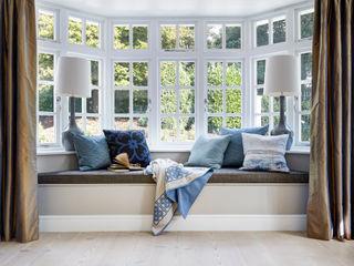 Window Bay Seat homify Modern Oturma Odası