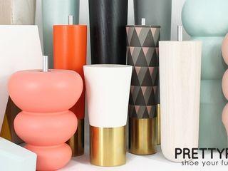 Prettypegs - Replaceable furniture legs Prettypegs Interior landscaping