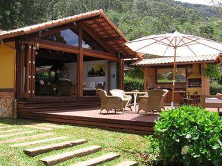 Cadore Arquitetura Casas rústicas