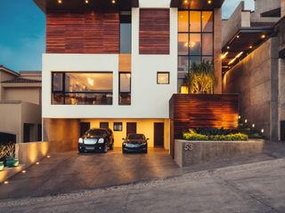 Imativa Arquitectos Casas de estilo minimalista