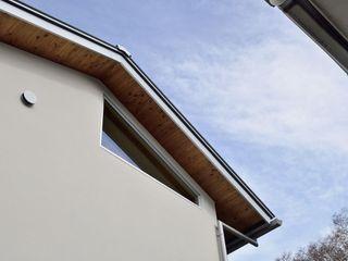 アトリエdoor一級建築士事務所 現代房屋設計點子、靈感 & 圖片