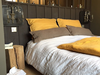 Concept Home Setting Dormitorios eclécticos