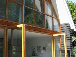 Boks architectuur Eklektyczne domy