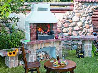 Barbecue Garden Fire pits & barbecues