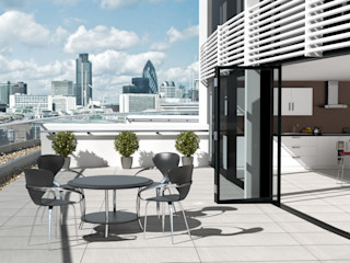 Valverdi Indoor-Out Indoor Outdoor Porcelain Tiles The London Tile Co. Pareti & PavimentiPiastrelle