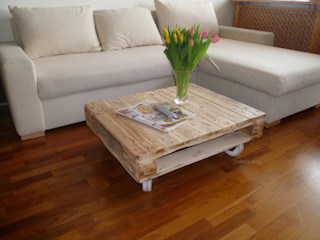 Palettano Living roomSide tables & trays