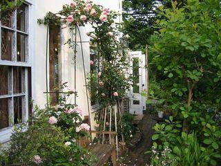 Conservatory (株)ハウスオブポタリー オリジナルスタイルの 温室