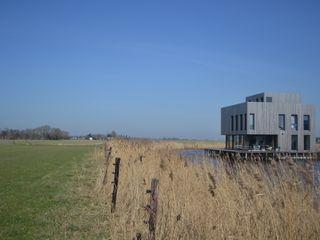 Dorenbos Architekten bv 現代房屋設計點子、靈感 & 圖片
