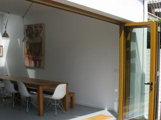 Boks architectuur Nowoczesne domy