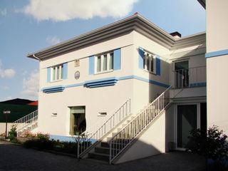 EVA   evolutionary architecture Casas de estilo rural