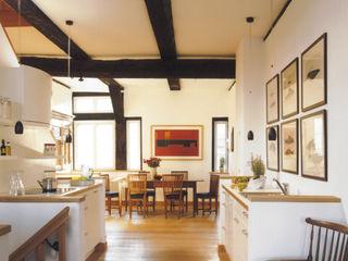 v. Bismarck Architekt Country style dining room