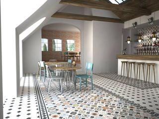 Gama Ceramica y Baño Modern living room