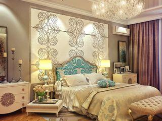 Sweet Home Design Eclectic style bedroom