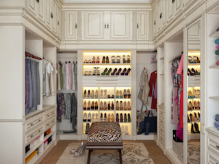 Sweet Home Design Modern dressing room
