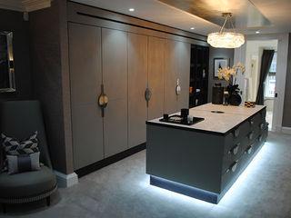 Counter Top by Cocovara Interiors ShellShock Designs Modern dressing room