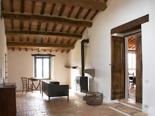 v. Bismarck Architekt Mediterranean style bedroom