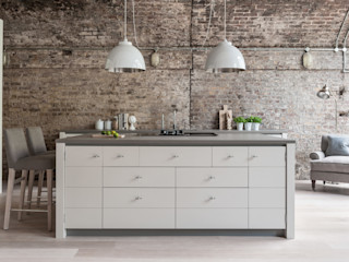 Contemporary design redefined Neptune Dapur Modern