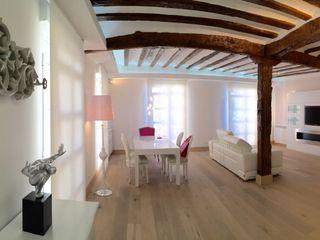 Shio Concept Modern living room