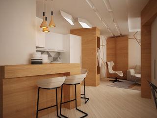 Vera Rybchenko Modern living room