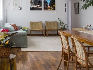 Lucia Manzano Ruang Keluarga Modern