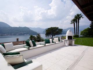 DF Design Balcones y terrazas mediterráneos