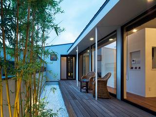 W.D.A Asian style garden