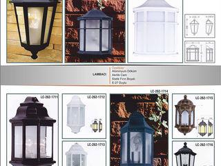 Lambacı Collection JardinesIluminación