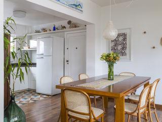 Lucia Manzano Ruang Makan Modern
