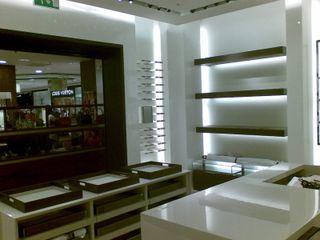 Pinturas oliváN Shopping Centers modernos