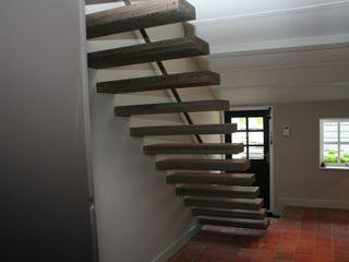 Allstairs Trappenshowroom Corridor, hallway & stairsStairs