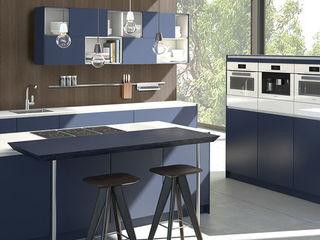 Happiest when the skies are blue Alaris London Ltd KücheSchränke und Regale
