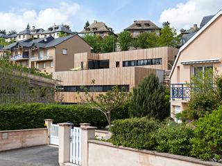 Hugues Tournier Architecte Minimalist house
