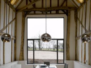 Chantry Farm Hudson Architects Modern dining room