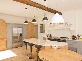 Cringleford Hudson Architects Classic style kitchen