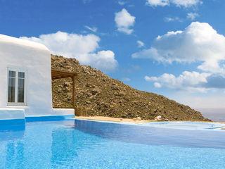 Piscina color Azul Adriático RENOLIT ALKORPLAN3000 RENOLIT ALKORPLAN Piscinas de estilo mediterráneo