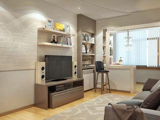 Sweet Home Design Minimalist living room